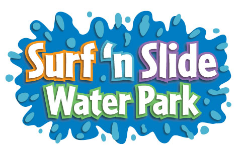 Surf 'n Slide Water Park Logo